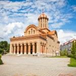 Metropolitan Church, Targoviste ,Romania. — Stock Photo #20165947