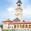 The Archiepiscopal Cathedral in Alba Iulia, Transylvania, Romani — Stock Photo #20160171