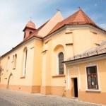 Franciscan Monastery Sf.Ioan in Brasov, Romania — Stock Photo
