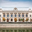 Justice Palace in old town in Bucharest, Romania - Lizenzfreies Foto