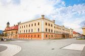 The Union Museum ,Alba Iulia, Transylvania, Romania — Stock Photo
