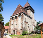 One of many old Transylvania Castles, Romania — Stock Photo