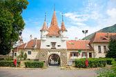 The Catherine's gate in old city Brasov, Romania — Stock Photo