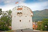 The White Tower in Brasov, Romania. — Stock Photo