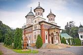 The Sinaia Monastery in Sinaia. Transylvania. Romania. — Stock Photo