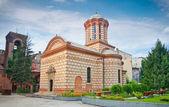 Old court church in Bucuresti, Romania. — Stock Photo