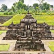 Stock Photo: Candi Sambisari underground hindu temple , Java, indonesia.