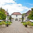 Fort Benteng Vredeburg museum in Yogyakarta , Java. - Stockfoto