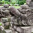 Stock Photo: Stone craft in Candi Kidal Temple near by Malang, east Java