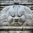 Stock Photo: Stone craft in Candi Singosari Temple near by Malang on Java,