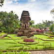 Candi Kidal Temple near by Malang, east Java, Indonesia. - Stock Photo