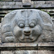 Stock Photo: Stone craft in Candi Singosari Temple near by Malang, east Jav