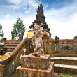 Stock Photo: Hindu temple near Mt. Bromo, East JavIndonesia
