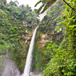 Coban Talun Waterfall near Batu on East Java — Stock Photo
