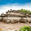 Stock Photo: Candi Penatartemple in Blitar, east Java, Idonesia.