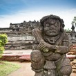 Stock Photo: Stone statue in Penatartemple, Blitar, Java, Indonesia