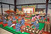 Wayang Kulit in Yogyakarta on Java, Indonesia. — Stock Photo
