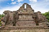 Candi jago templo cerca de malang, java oriental, indonesia. — Foto de Stock