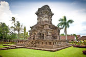 Candi singosari templo cerca de malang en java, indonesia. — Foto de Stock
