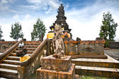Hindu temple near Mt. Bromo, East Java Indonesia — Stock Photo