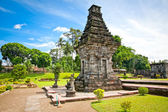 Candi Penataran temple in Blitar, Indonesia. — Stock Photo