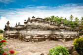 Candi Penataran temple in Blitar, east Java, Idonesia. — Stock Photo