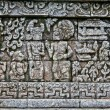 Stock Photo: Stone craft in Candi Jago Temple near by Malang, east Java, In