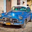 Classic Chevrolet in Trinidad, Cuba. — Stock Photo