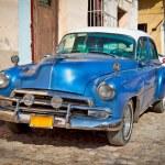 klassische Chevrolet in Trinidad, Kuba — Stockfoto