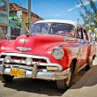 Classic Chevrolet in Trinidad, Cuba — Stock Photo #21287217