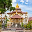 Protestant Cristian church Jemaat Bukit Doa in Nusa Dua, Bali - Stock Photo