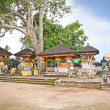 Pura Dalem Ning Temple in Tanjung Benoa, Bali — Stock Photo