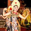 Barong and Keris dance performed in Bali, Indonesia. — Stock Photo