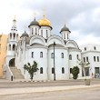 Russian orthodox church in Old Havana,Cuba - Stock Photo