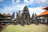 Pura Padmasana Puja Mandala Temple. Nusa Dua, Bali — Stock Photo