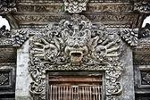 Stone sculpture in Nusa Dua, Bali. — Stock Photo