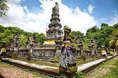 Pura Jagatnatha Temple Denpasar, Bali, Indonesia — Stock Photo