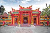Caow Eng Bio chinese Buddhiist Temple in Tanjung Benoa near Nusa — Stock Photo
