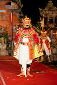 Barong and Keris dance performed in Bali. January 17, 2012 in B — Stock Photo