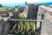 Castle San Pedro de la Roca del Morro near Santiago de Cuba — Stock Photo