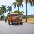 Classic Ford in Havana, Cuba. — Stock Photo #21300375