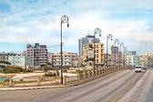 New Havana from Avenida 5ta street, Havana, Cuba — Stock Photo