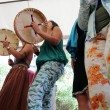 Shamanic Drums — Stock Photo
