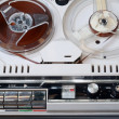 Old tape recorder — Stock Photo #12761768
