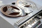 Jaren zestig tape recorder — Stockfoto