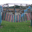 Dilapidated playground — Photo #13343178