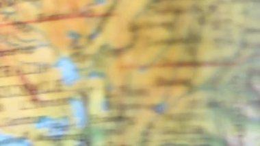 旋转的球 — 图库视频影像