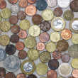 Coin background — Stockfoto #15849719