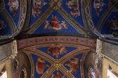 Saint Mary above Minerva interior — Stock Photo