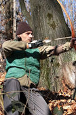 Longbow — Stock Photo